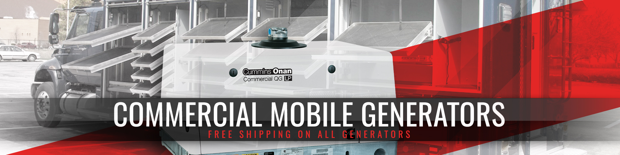 Commercial Mobile Generators