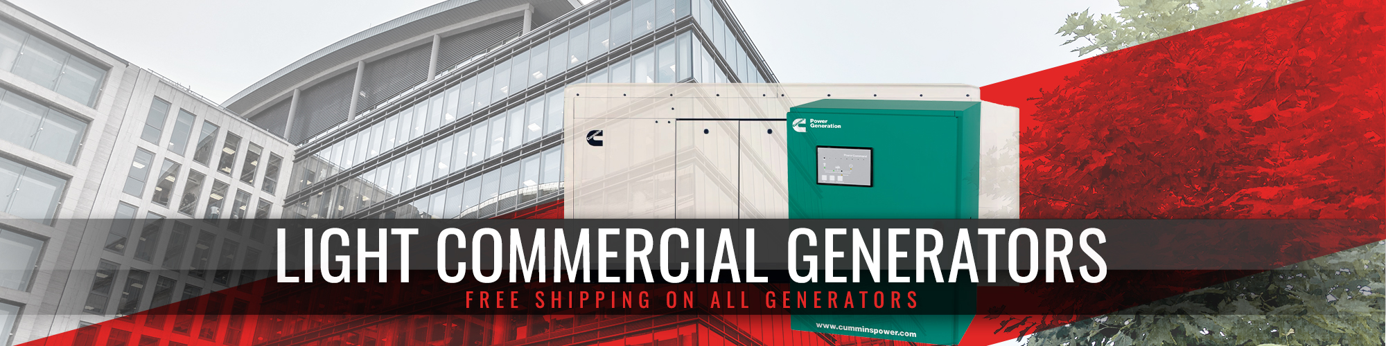 Light Commercial Generators